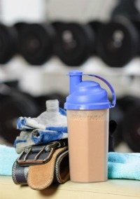 Post Workout Protein Smoothie