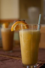 Outrageously Orange Smoothie Recipe