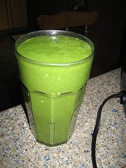 Dandy Dandelion Greens Smoothie Recipe