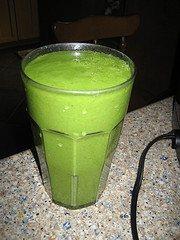 Dandy Dandelion Greens Smoothie Recipe