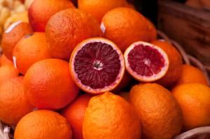 Blood Orange Cherry Smoothie