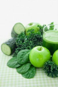 St Pattys Day Green Smoothie