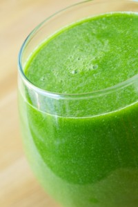 Ginger Spinach Green Smoothie