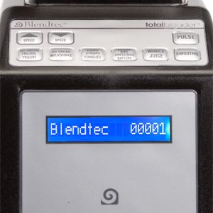 Blendtec Touchpad Buttons LCD Screen