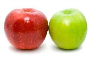 Amazing Apple Green Smoothie