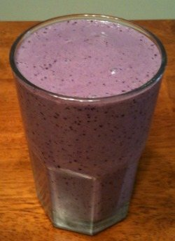 Black and Blue Smoothie