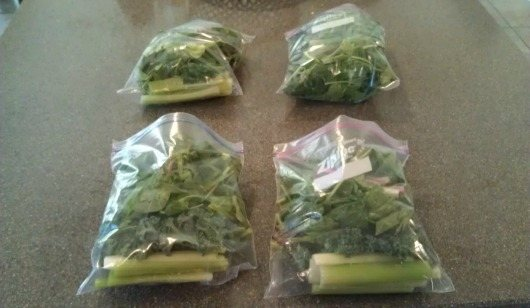 Time Saving Smoothie Tips Produce Bags