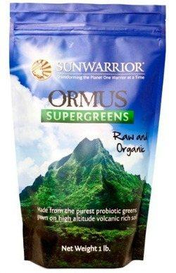 Ormus Supergreens Smoothie