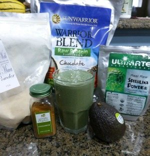 Protein Power Superfood Smoothie