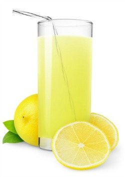Sugarless Lemonade