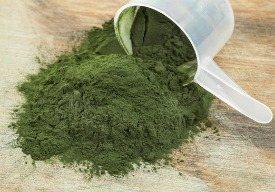 Spirulina Amazing Green Superfood