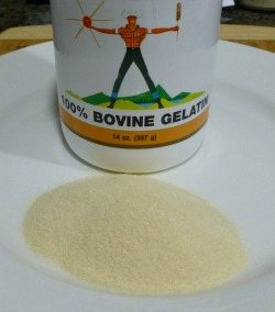 Gelatin Protein Packed Superfood