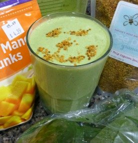 Bananarama Superfood Smoothie