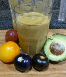 Guacamole Green Smoothie