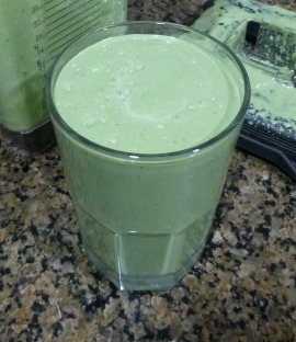 Mean Green Detox Smoothie