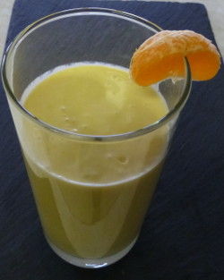 Citrus Yogurt Smoothie