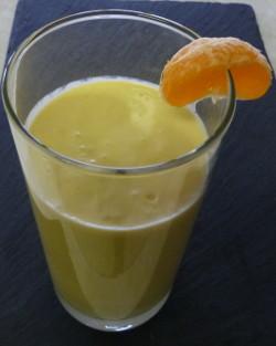 Citrus Yogurt Smoothie